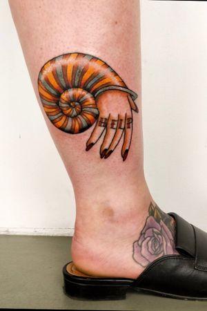 Tattoo from Anna Buhl Christensen
