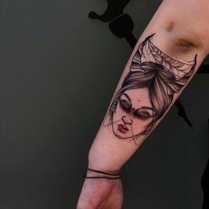 🍎 #worldfamousink #stigmarotary #fkirons #femaletattooartist #ladytattooer #tattoosdaily #kayatomahawk #kwadronneedles #italiantattooartist #tattooart #dailytattoos #tattooitaliamagazine #tattooartistmagazine #tattoolifemagazine #loosedoggstattoo