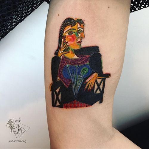 Picasso - Dora Maar