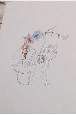 ⚜️ #tattoo #tattoos #tattooed #tattooist #tattooart #tattooistartmag #tattooink #tattoodesign #flower #flowers #flowerstagram #inkart #art #drawing #instaartist #design #designs #colortattoo #instaartist #flowerstattoodesign #artist #artwork #rose #rosetattoo #dancer #imagine #moonlight #flowergram #flower #flowerlover #dance #ballet
