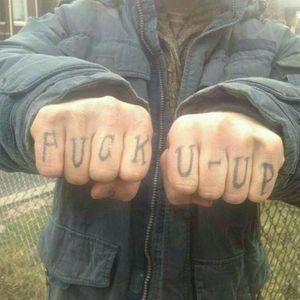 #shameless #noelfisher #FuckYouTattoo #FuckYou