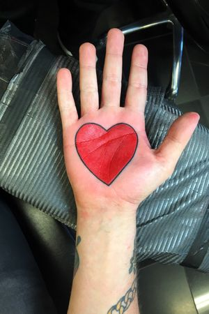 Tattoo from Dan Smith