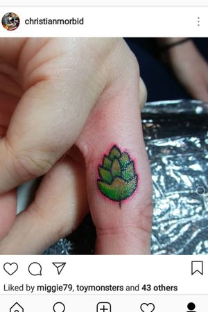 #color #eternalinks #tattoos #hivecaps