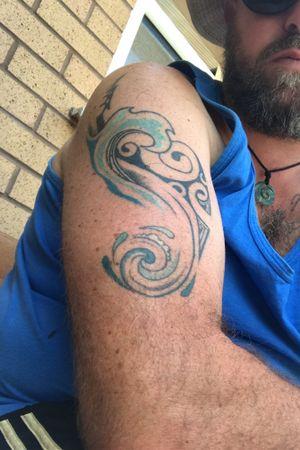 Tattoo surf Jonah Hill
