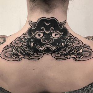 Tattoo by Lupo Horiokami #LupoHoriokami #Irezumi #Japanese