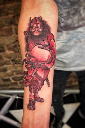 Tattoo from Stuart Archibald