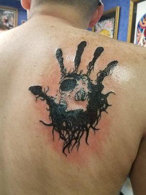 Skyrim dark brotherhood hand