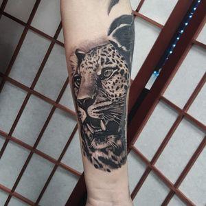 Tattoo by Secret Window Art Collective