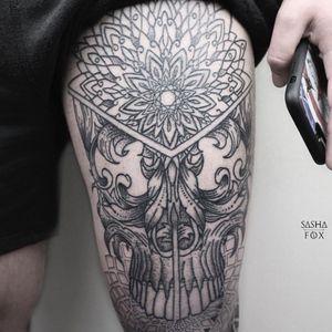 Tattoo by Sasha Fox   LISBON TATTOO