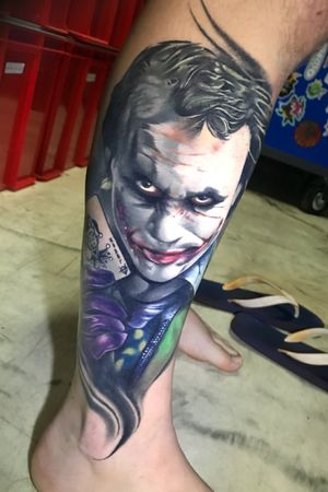 Healed joker
