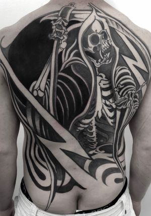 Mr grim reaper done! Thank you