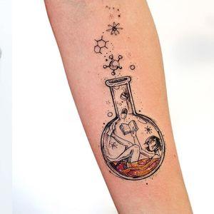 #science #chemistry #girl