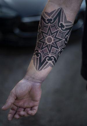 Tattoo by sri yantra tattoo