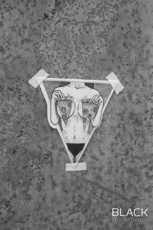 🍕Free tattoo design!🍕 #minimaltattoo #tattoodesign #free #available #budapesttattoo #erotic #pizza #blackminimaltattoo