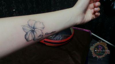 #花Tattoo 🔸 兒子 英文名 #Taiwan #Tainan #Tattoo #Designer #Meng #DaDa #Simple #style #tattoo #Korean #style #tattoo #Girl #tattoos #European #American #tattoos #English #Word #Creative #Unique #Customers can specially design tattoo #Lipstick #Electrocardiogram #台南女刺青師FB陳宥璇 https://www.facebook.com/profile.php?id=100000246831895 #萌DaDatattoo粉專連結 https://www.facebook.com/shiuan79/ #LINE萌噠噠 : 🆔 shiuan79 #LINE:ID連結網址☞http://line.me/ti/p/Eb-zaYDGdt #您的刺青故事由萌DaDaTattoo幫您完成雖然我們不是最優秀的但我們會盡我們所能為您們服務到最好🤗
