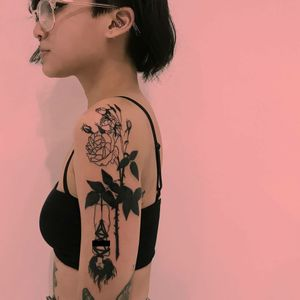 Tattoo by Thorn Walker #ThornWalker
