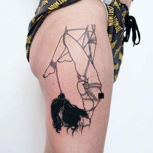 Tattoo by sad amish