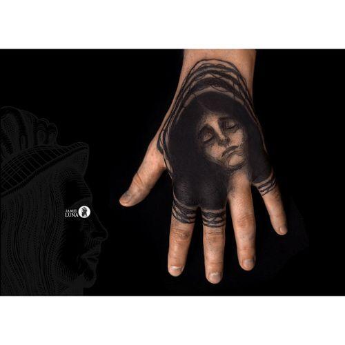 "Edvard's Munch ""Madonna"". ""Мадонна"" Эдварда Мунка. Киев-Белая Церковь, осталось пару свободных мест на июль! Успей забучить себе место. Прайс 100-150 евро за целый сеанс. С августа в Европе. #jamieluna #blxckink #tattooistartmag #btattooing #dopetatts #blacktattoomag #tattoodo #blacktattooart #equilattera #blackworkerssubmission #tattrx #darkartists #tattooartistmagazine #taot #tattooart #tttpublishing #bodyartmag #theartoftattoos #onlyblackart #blackworkers #inkstinctsubmission #inkstinct #tttism #blkttt"
