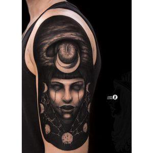 Done at @heimwaertstattoocollective I'm interesting in such a projects. Some creepy stuff, dark, esoteric, skulls, 90s gangster style. If you want to do something similar - just write to me. For first clients 25% discount. Thanks #jamieluna #blxckink #tattooistartmag #btattooing #dopetatts #blacktattoomag #tattoodo #blacktattooart #equilattera #blackworkerssubmission #tattrx #darkartists #tattooartistmagazine #хоумтату #taot #tattooart #tttpublishing #bodyartmag #blacktattoonow #theartoftattoos #onlyblackart #blackworkers #inkstinctsubmission #ignorantstyletattoo #inkstinct #tttism #blkttt #blackworkershero #blackworknow #onlythedarkest
