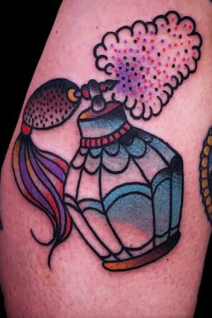 Done at Zoi tattoo stockholm