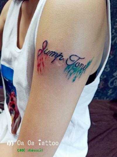 #英文字句Tattoo 🔸 噴 墨 #Taiwan #Tainan #Tattoo #Designer #Meng #DaDa #Simple #style #tattoo #Korean #style #tattoo #Girl #tattoos #European #American #tattoos #English #Word #Creative #Unique #Customers can specially design tattoo #Lipstick #Electrocardiogram #台南女刺青師FB陳宥璇 https://www.facebook.com/profile.php?id=100000246831895 #萌DaDatattoo粉專連結 https://www.facebook.com/shiuan79/ #LINE萌噠噠 : 🆔 shiuan79 #LINE:ID連結網址☞http://line.me/ti/p/Eb-zaYDGdt #您的刺青故事由萌DaDaTattoo幫您完成雖然我們不是最優秀的但我們會盡我們所能為您們服務到最好🤗