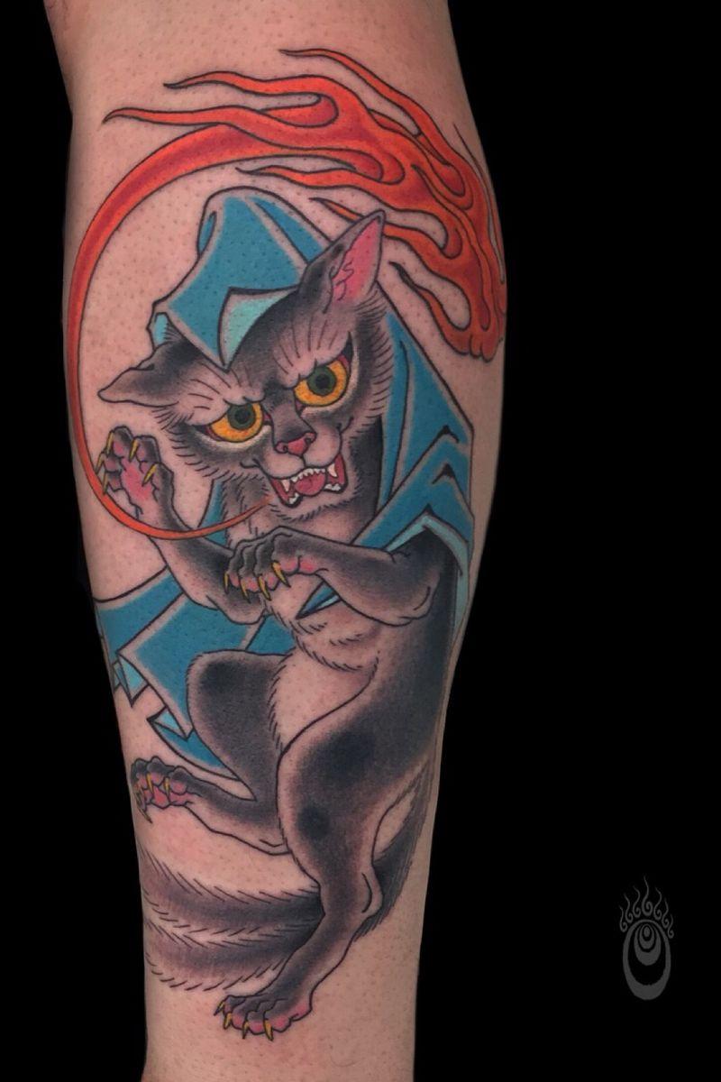 Tattoo from Brian David MacNeil