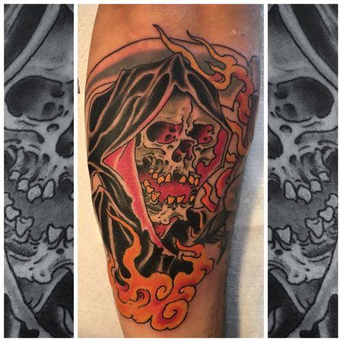 done at @tattooriver