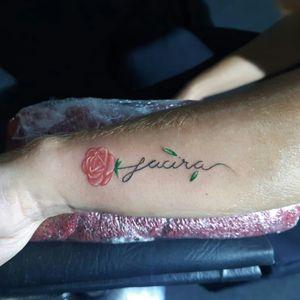 #flores #flowers #tattooflores #tattooflowers #tattoocolorida #tattoocolors #tattooGirls #tattoofeminina #tattoominimalism #tattoolettering