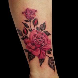 Tattoo by artist Hannah Clock. See more of Hannah's work: http://www.larktattoo.com/long-island-team-homepage/hannah-clock/ . .  .  .  . #rose #rosetattoo #colortattoo #pinkrose #pinkrosetattoo #ankletattoo #femininetattoo #customtattoo #femaletattooer #femaleartist #femaletattooartist #delicatetattoo #tattoo #tattoos #tat #tats #tatts #tatted #tattedup #tattoist #tattooed #inked #inkedup #ink #tattoooftheday #amazingink #bodyart #tattooig #tattoosofinstagram #instatats#larktattoo #larktattoos #larktattoowestbury #westbury #longisland #NY #NewYork #usa #art