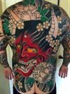 Backpiece by Myke Chambers #SevenSwordsTattooCompany #SSTC #Philly #Tattoo #WeAreSorryMom #SorryMom #SorryMomUSA