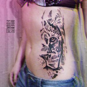 Август 2016-го #tattoo #lion #inkedsense #Chi