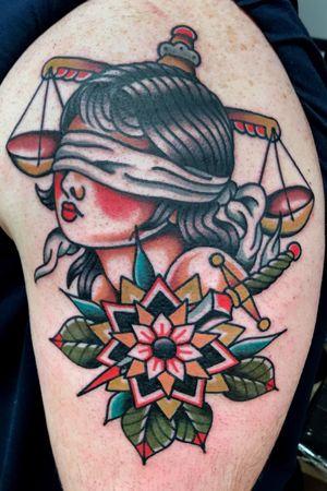 Tattoo by Seven Swords Tattoo Company