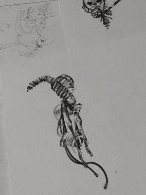 Little Samouraï  🍂  #tattoo #paris #skull #samourai #francetattoo #japan #blackjapan #realistictattoo #draw #blacktattoo #BlackworkTattoos #dark #skeleton  #blackandgreytattoo #inked #naokotattoo #skulltattoo #spirit #japanspirit