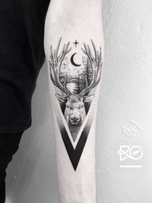 Im wana make this tatto on my left triceps  Im have big arm what do you think.?