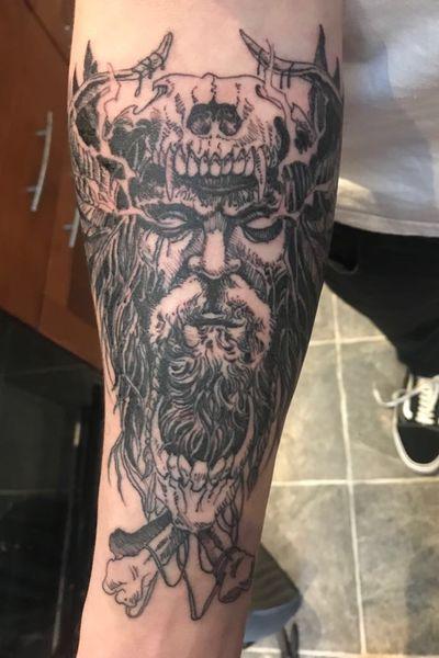 #fatherodin #Odin