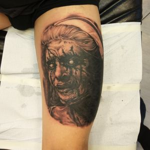 Tattoo by Damnation ink