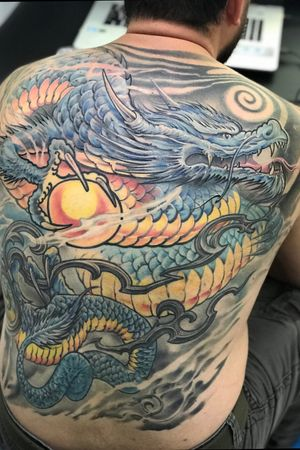 Tattoo by Chillout Tattoo Workshop