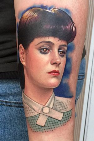 The beautiful Sean Young as Rachael from Blade Runner