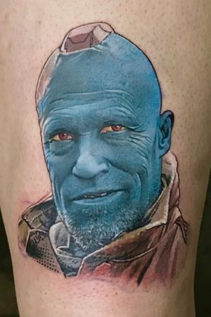 Michael Rooker as Yondu from 'The Guardians of the Galaxy'