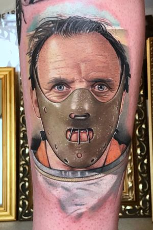 Sir Anthony Hopkins as Hannibal the Cannibal