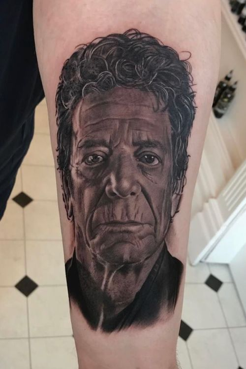 The late great Lou Reed