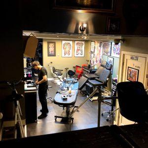 Motorink Finest Tattooing in #amsterdam #tattooshop