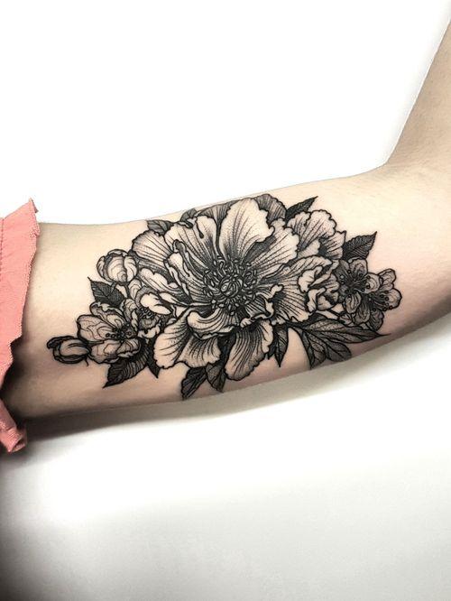 Instagram: @olga_tattoos E-mail: Olgamdtattoos@gmail.com  #peony#peonytattoo#flowertattoo#sakura#cherryblossoms#flowerdesign #london#londontattoos#shoreditch#customdesign#customtattoos#bw#blackink#blscktattoos#tattoo#tattoos#tattooed#tattooers#blackwork#blackink#blackworkers#blackworkers_tattoo#ttt#tttism#ldnttt#london#ink#londontattoos#uktattooers#blacktattoos#blackandgrey#blackandgreytattoos#realistictattoo#art#blackandgreytattoos#posTTT#loveiTTT