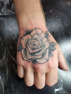 Full gray rose jobstopper