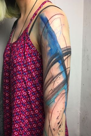 #abstract #abstracttattoo