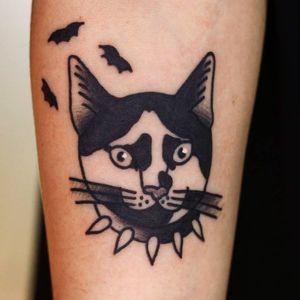 Tattoo by MICK GORE Tattoo