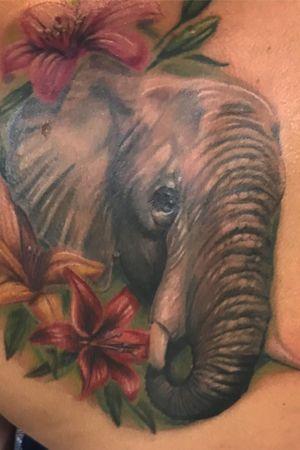 Tattoo by Jacksonville tattoo company