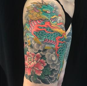 tattoo by chris garver #chrisgarver