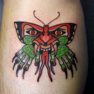 Devil butterfly