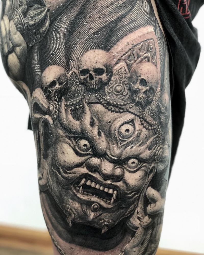Tattoo from Heng Yue